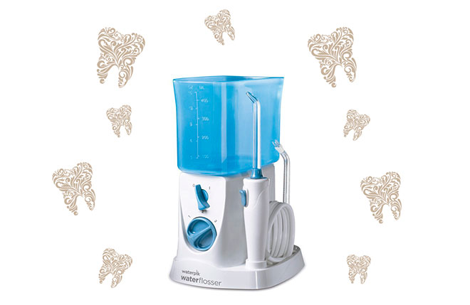 Sorteo de un irrigador dental en Facebook